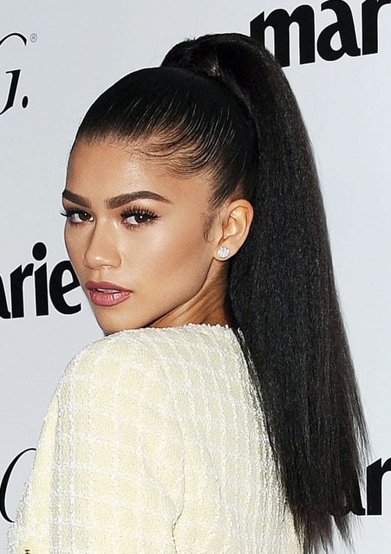 7 ways you can style your high ponytail the right way