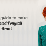 Easy Guide To Make A Twisted Ponytail In No Time!