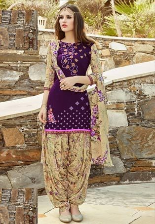 Salwar Suit for haldi