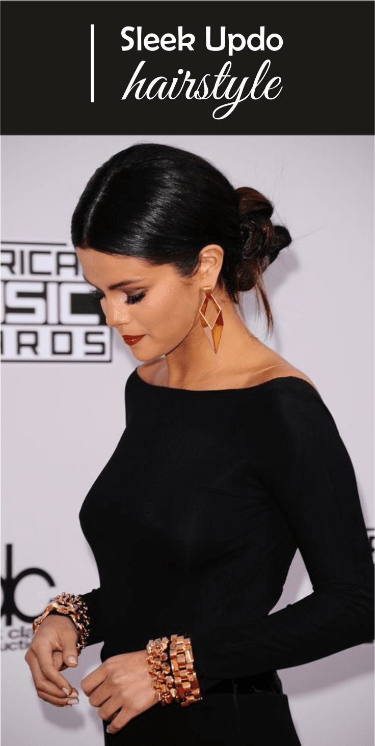 5 Simple Ways To Style Sleek Updo For Any Occasion
