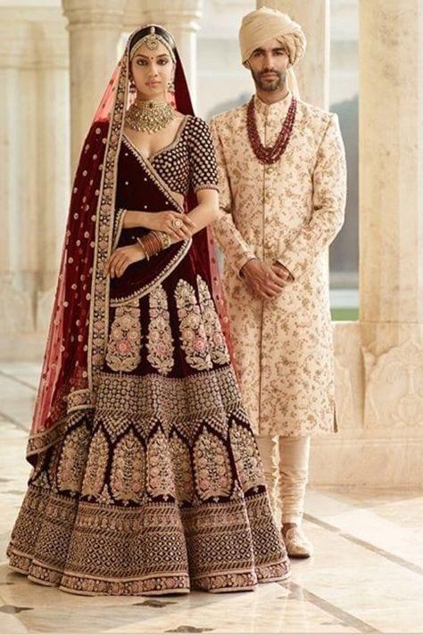 Wedding Ceremony Bride and Grrom