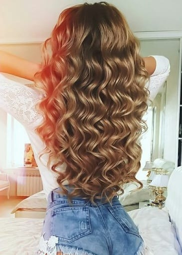 beach waves glossy