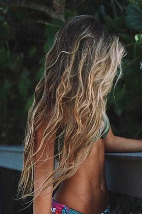 beach waves summer
