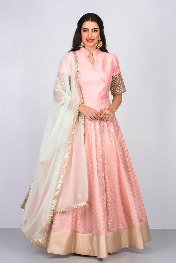 beautiful angarkha salwar suits