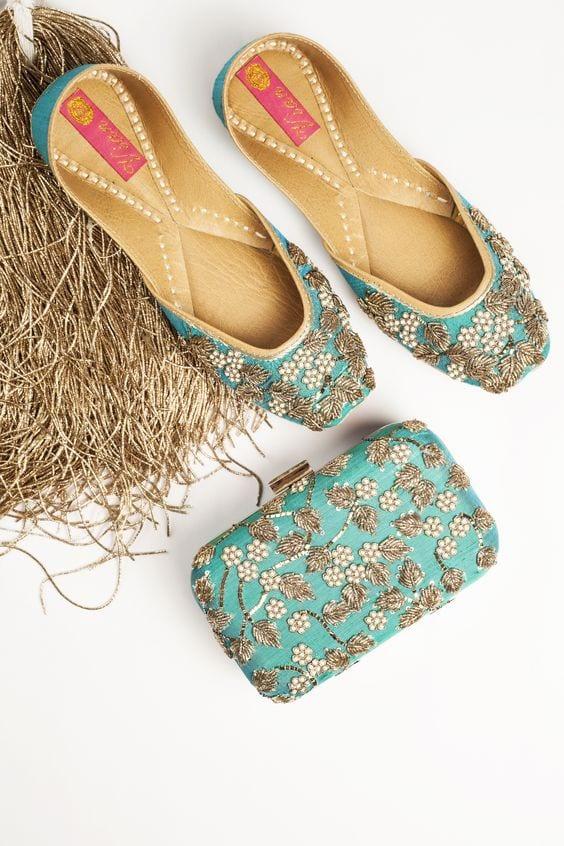 footwear for haldi