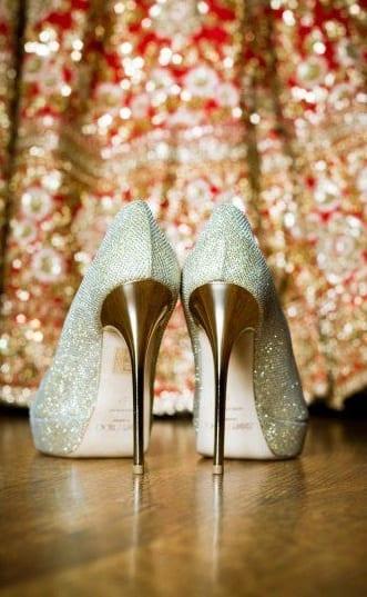 heels for haldi