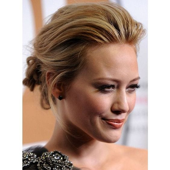10 Simple Steps To Create The Perfect Pulled Back Hairstyle