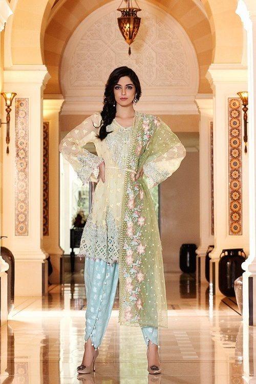 modern salwar suit trends