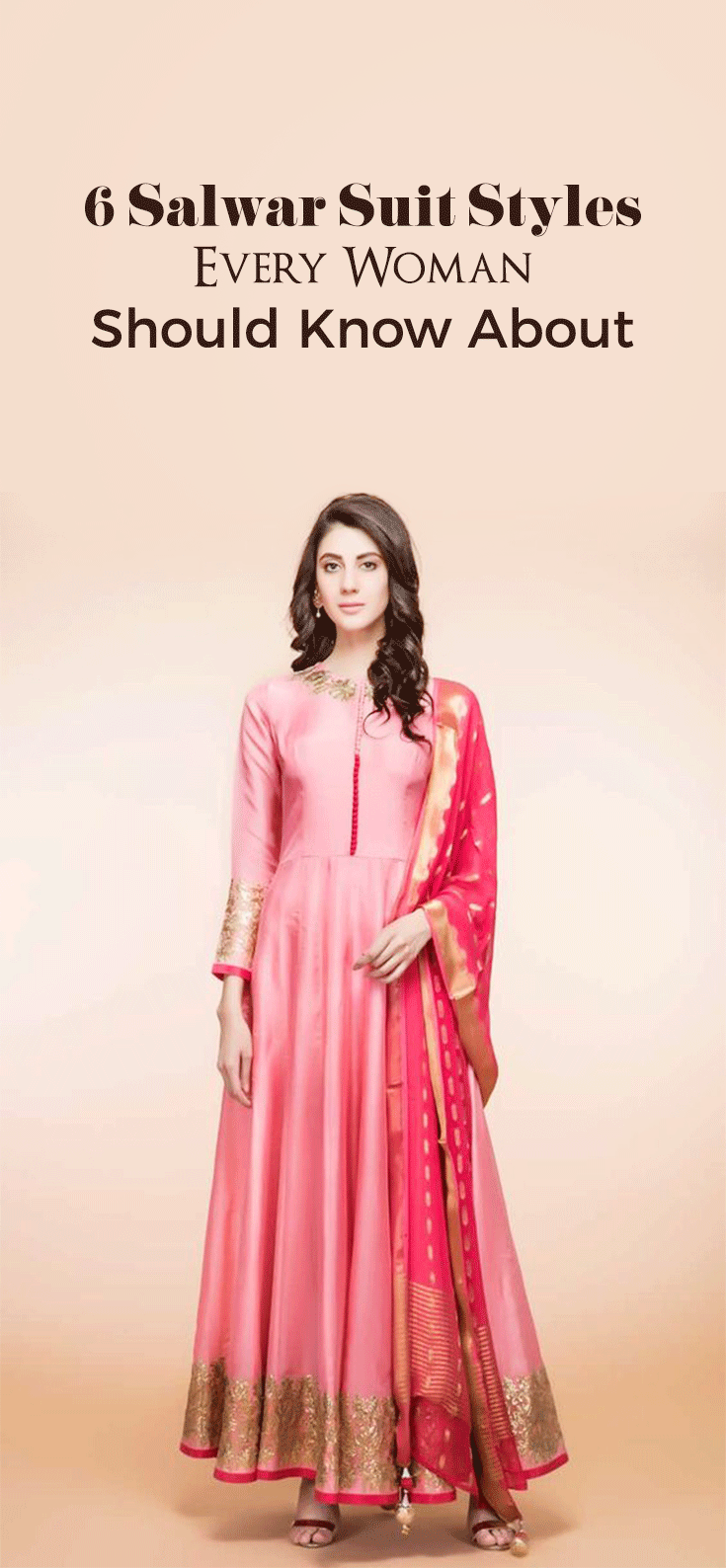 Salwar Suits A Must Ethnic Wear In Every Woman's Wardrobe