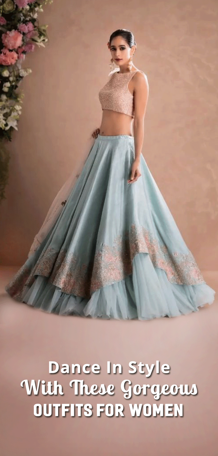 Sangeet Ceremony Outfits Ideas To Make Men Go Crazy For You!