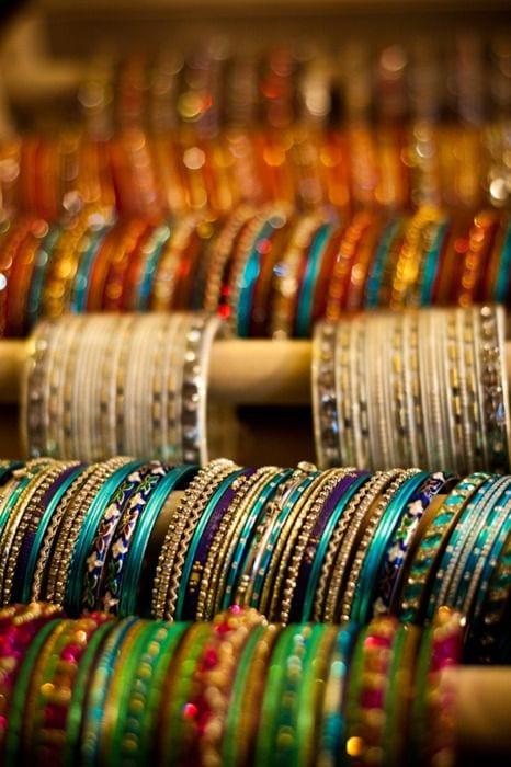 bangles colorful