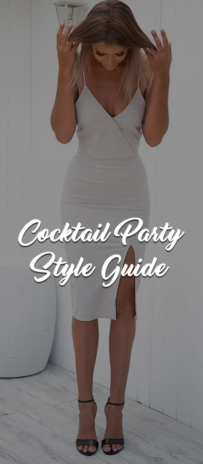 Cocktail Party Style Guide