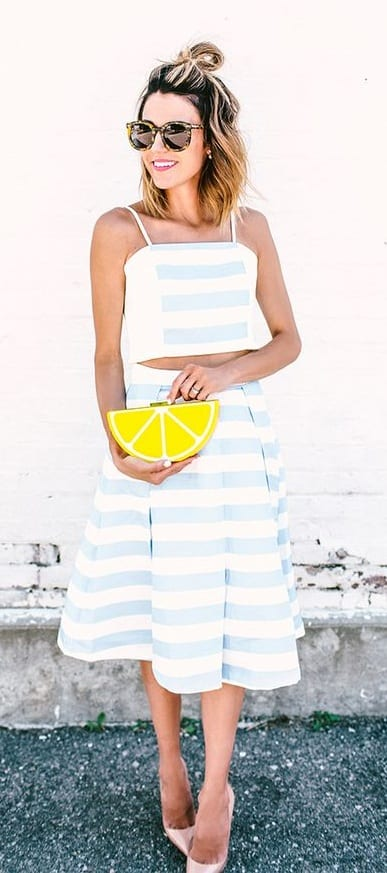 LEMON SHAPE PURSE