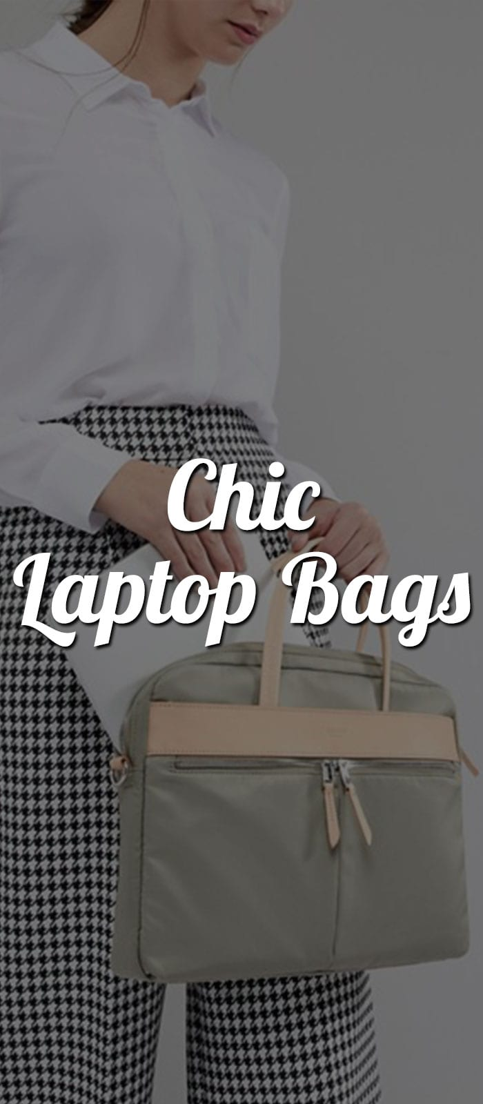 chic laptop bags