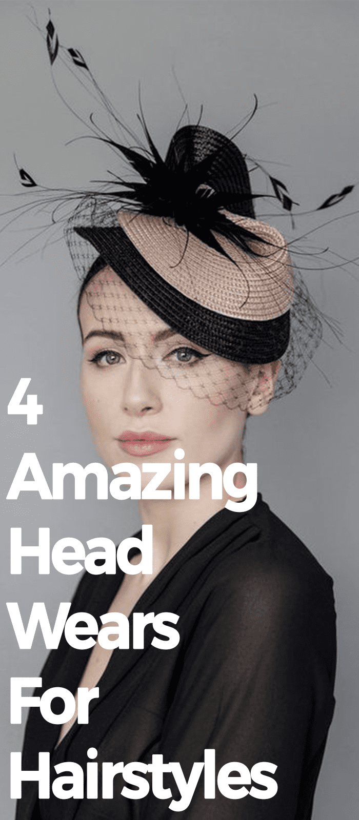 4 Amazing Head Wears For Hairstyles