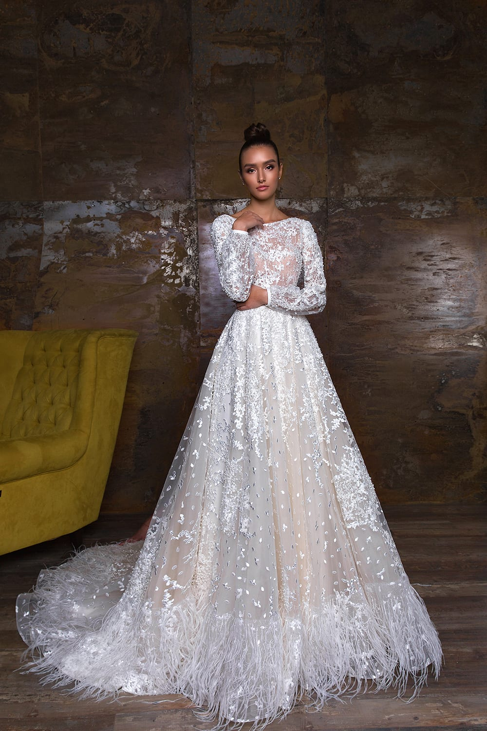 Cool Wedding Gown Ideas For Women
