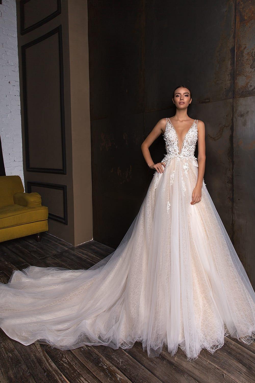 White Wedding Gown Ideas