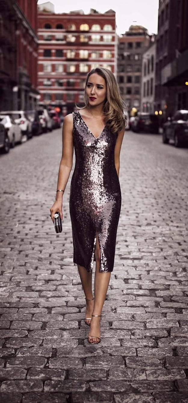 Sequence-Dress-Outfit-Perfect-for-the-Night-Party