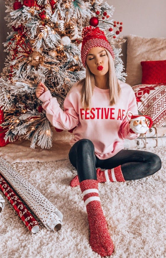 Outfit Ideas for Christmas Holiday