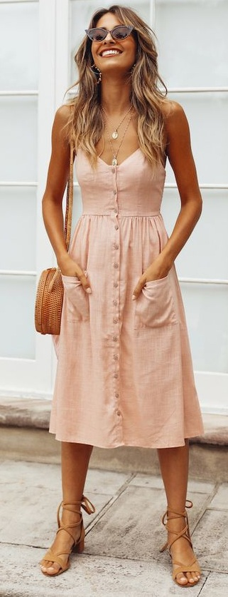 15 Casual Dresses With Pocket