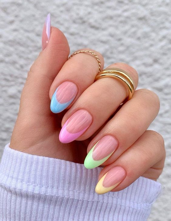 Cute Ombre Nails For Women
