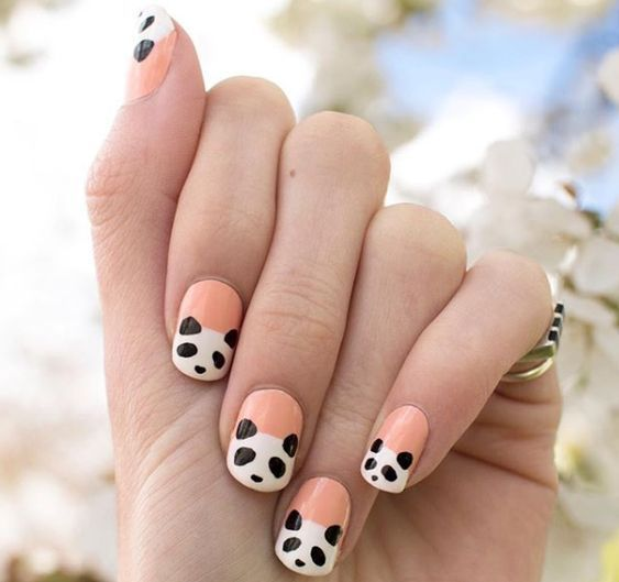 Panda Nail Art Design Ideas For You To Try Now