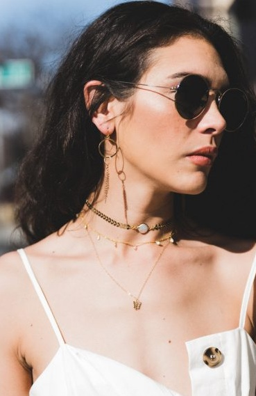 Layered Multi Chain Ideas To Up Your Style Game