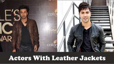 Actors With Leather Jackets