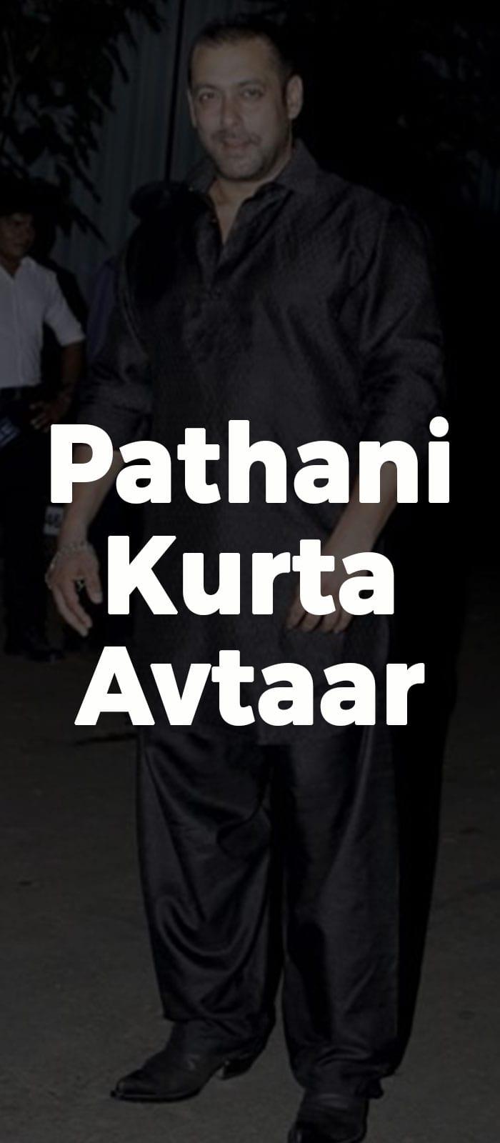 Pathani Kurta Avtaar