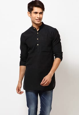 kurta with jeans for men