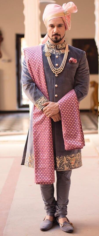 Amazing Sherwani Outfit Ideas For Men