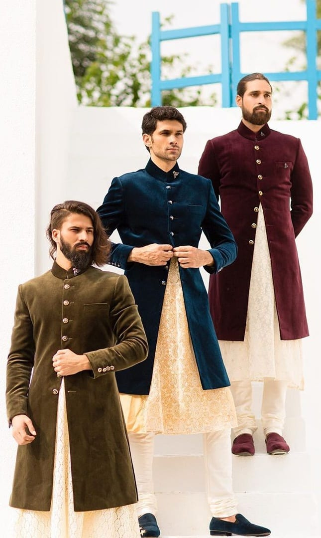 Stunning Sherwani Outfit Ideas For Men This Season
