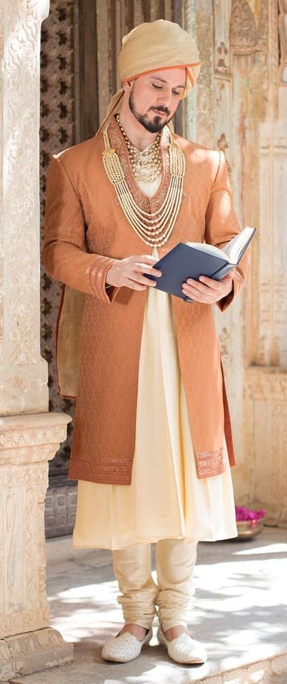 Trendy Sherwani Outfit Ideas For Men To Style