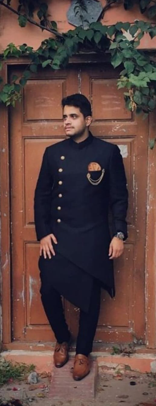 jodhpuri suit for men