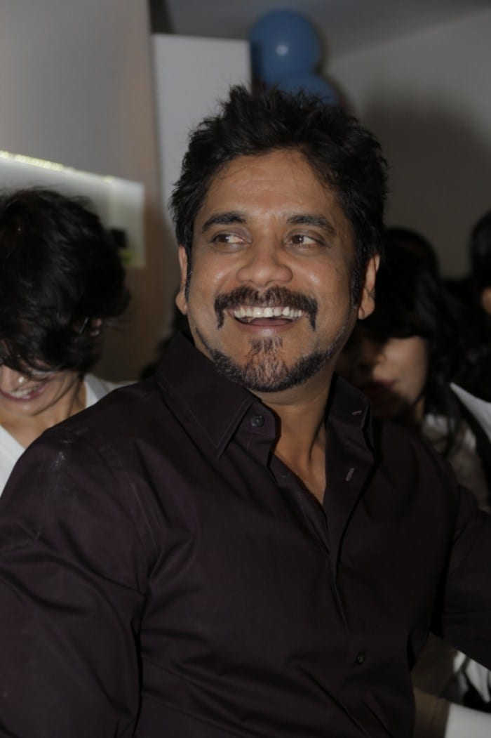 Nagarjuna South Indian Actor With His Cool French Beard Style