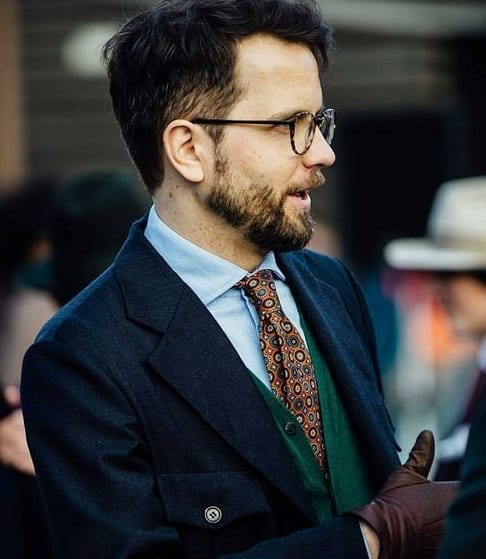 Designer Stubble: 3 Professional Beard Styles To Leave An Impression