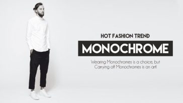 How to Wear (& Style) Monochrome in Black & White Like a Pro