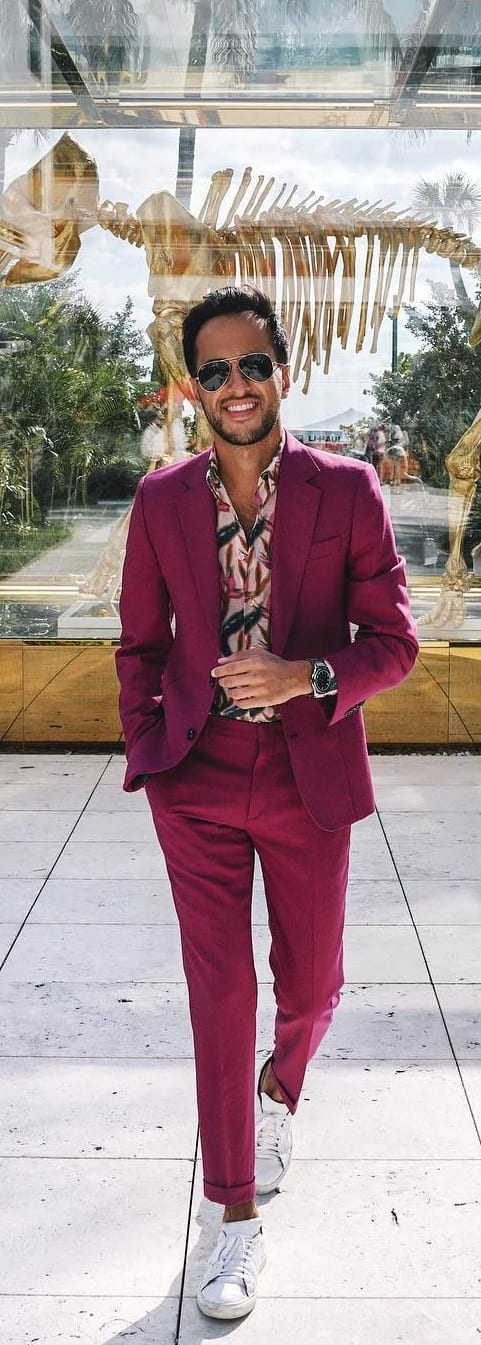 Must Have Summer Shirts For Men - Patterned
