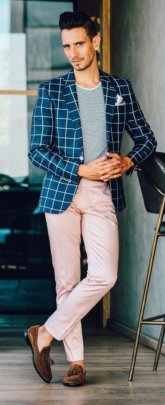How to Style Men's Suit Jacket The Right Way
