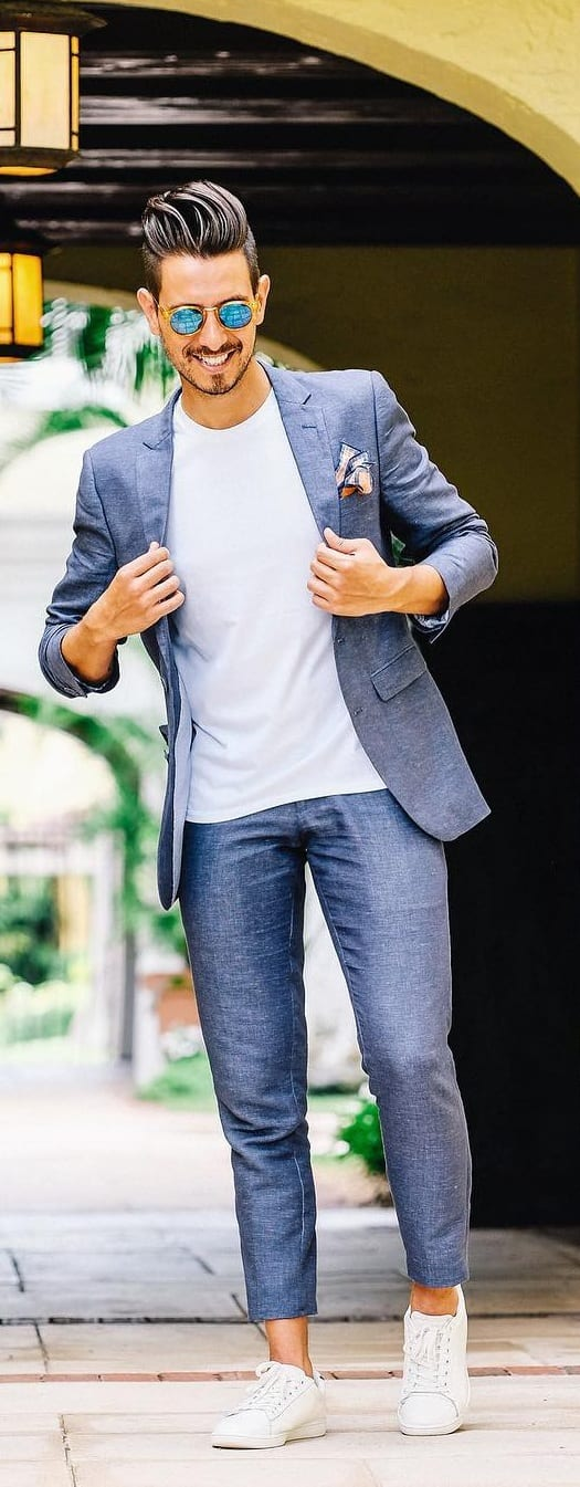 How to Style Your Suit Jackets The Right Way