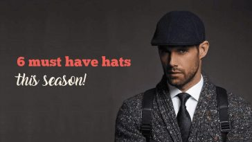 6 Must have hats this season