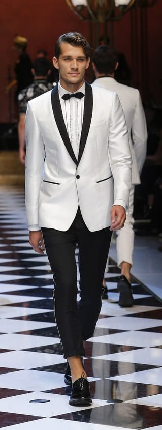 12 Rules Of Tuxedo Men Must Follow