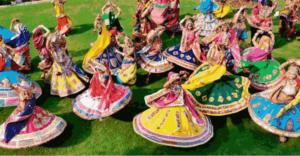 The Festival Of Nine Hues: Navratri Colors 2016!