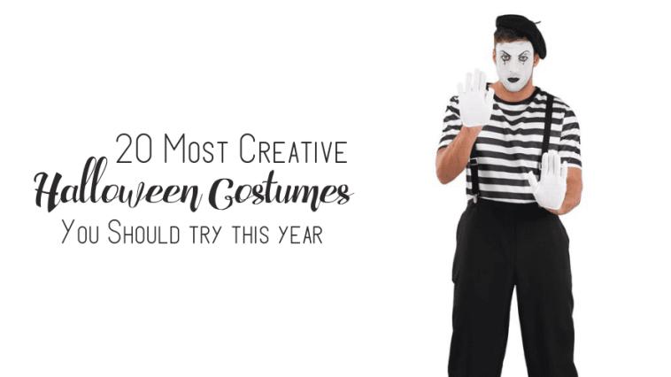 20 Halloween Costumes ideas for men
