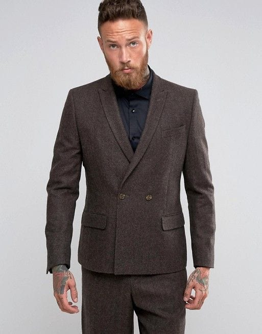 Buying Guide For Double Breasted Suits