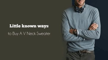 Little known ways to Buy A V Neck Sweater