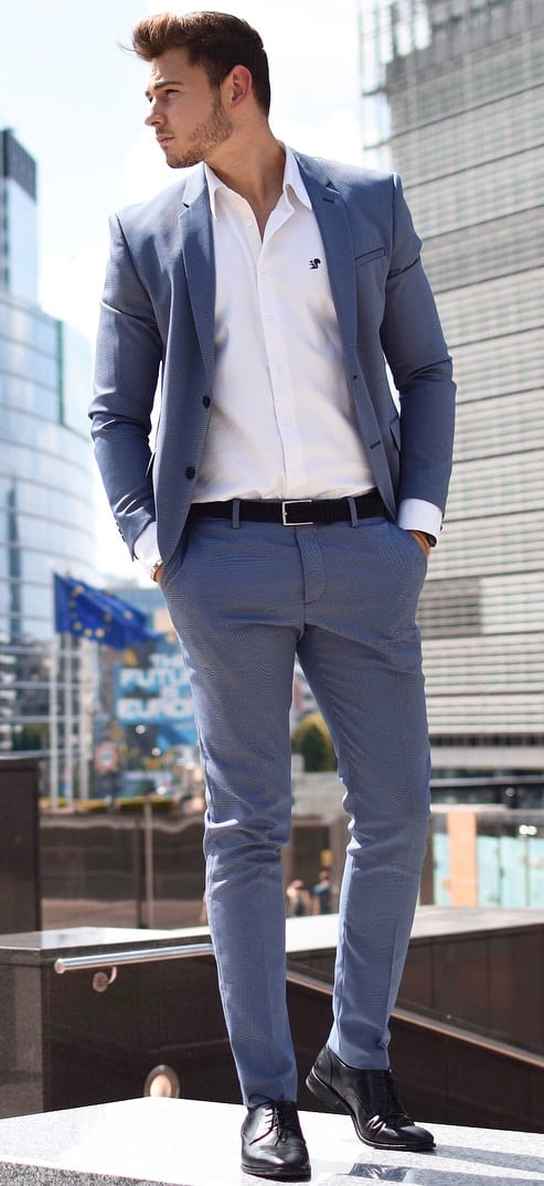 Suit Styling Guide Get The Look Suit Jacket Outfit