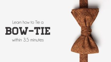 how-to-tie-bow-tie-in-3-5-minutes