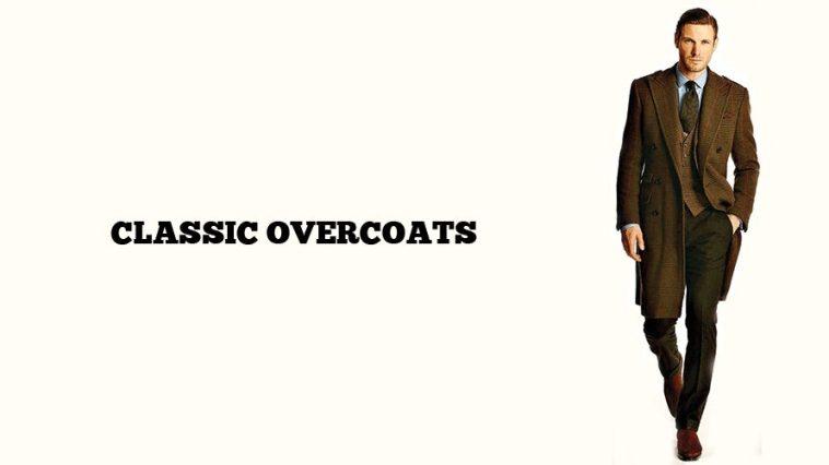 classic overcoat fashion