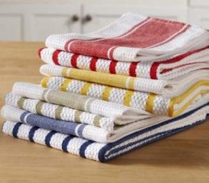 Charmant Kitchen Rags